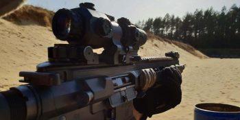 Šaudymas koviniais ginklais